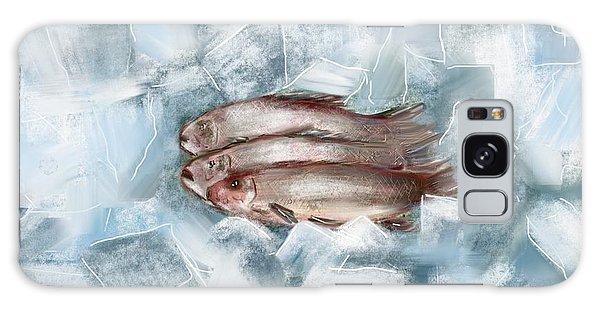 Iced Fish Galaxy Case