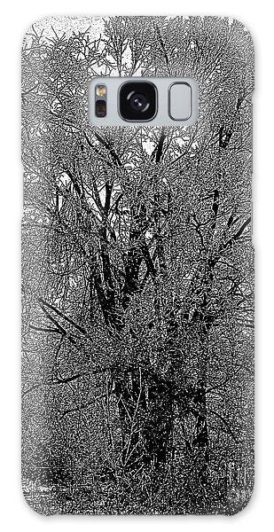 Iced Tree Galaxy Case