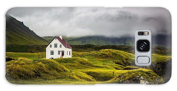 Iceland Scene Galaxy Case