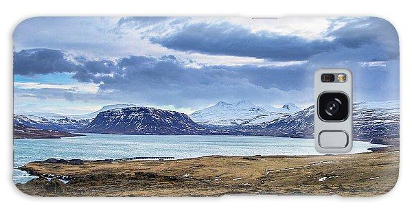 Icelandic Blues Galaxy Case