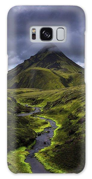Iceland Galaxy S8 Case - Icelandic Highlands by Tor-Ivar Naess
