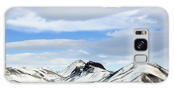 Icelandic Wilderness Galaxy Case
