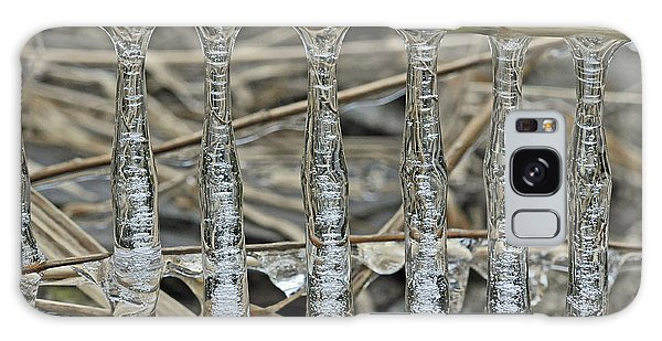 Icicles On A Stick Galaxy Case by Glenn Gordon