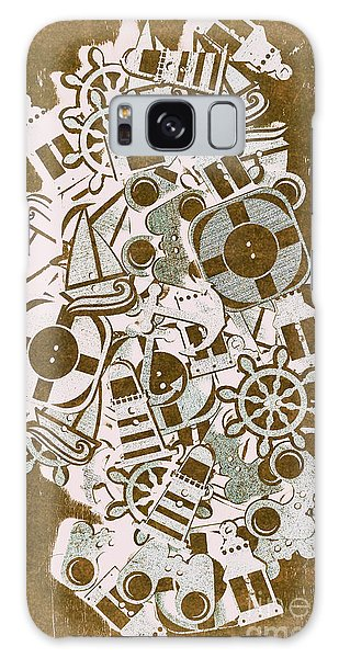 Seaside Galaxy Case - Icon Island by Jorgo Photography - Wall Art Gallery
