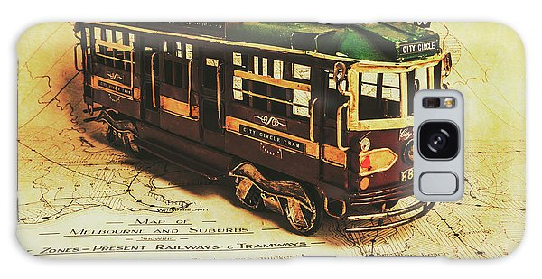 Victoria Galaxy Case - Icon Melbourne Tram Art by Jorgo Photography - Wall Art Gallery