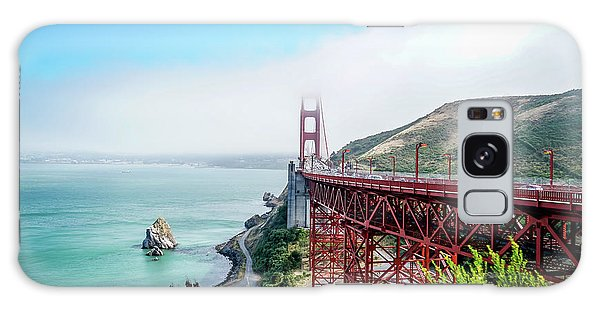 Iconic Bridge Galaxy Case