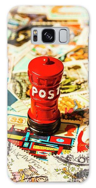 England Galaxy Case - Iconic British Mailbox by Jorgo Photography - Wall Art Gallery