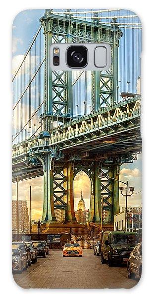 East Galaxy Case - Iconic Manhattan by Az Jackson