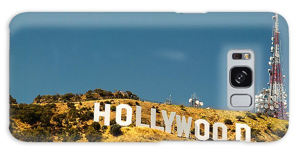 Iconic Shot - Beachwood Canyon Galaxy Case