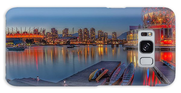 Iconic Vancouver Galaxy Case