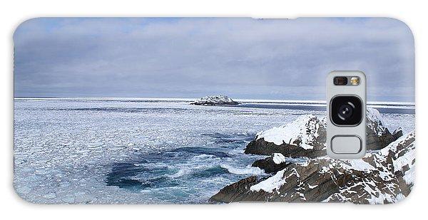 Icy Ocean Slush Galaxy Case