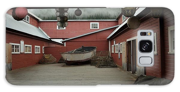 Icy Strait Point Cannery Museum Galaxy Case