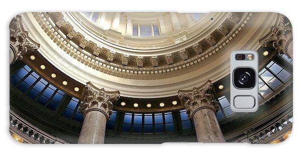 Idaho Capitol Half Dome Galaxy Case