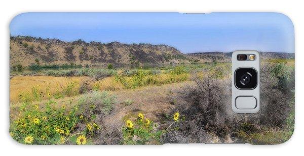 Idaho Landscape Galaxy Case by Bonnie Bruno