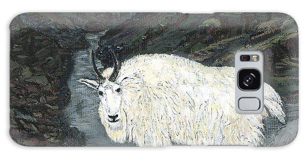 Idaho Mountain Goat Galaxy Case