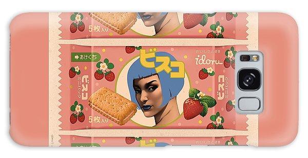 Idoru Sweets Galaxy Case
