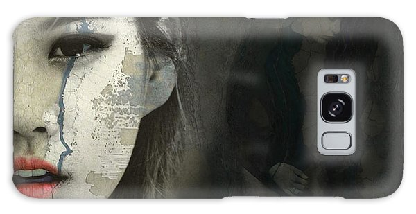 Portraiture Galaxy Case - If You Don't Know Me By Now by Paul Lovering