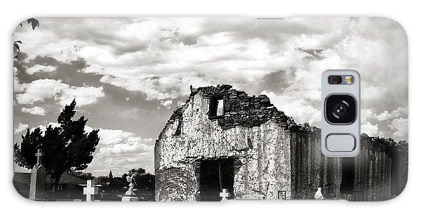 Iglesia Cementerio Galaxy Case