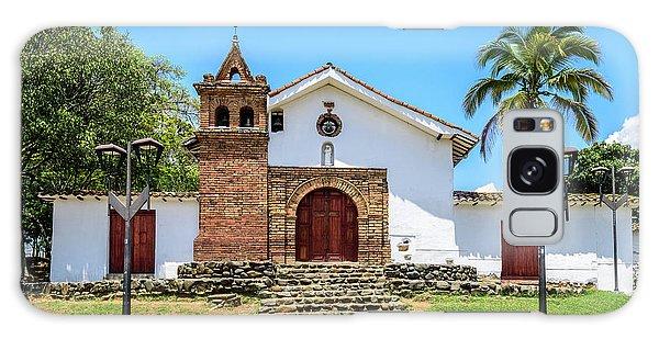 Iglesia De San Antonio Galaxy Case