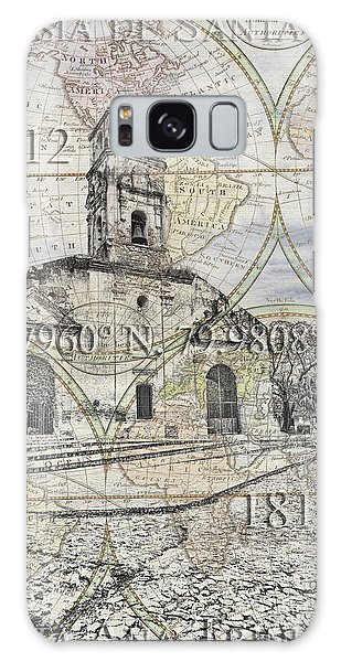 Iglesia De Santa Ana Passport Galaxy Case