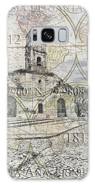 Iglesia De Santa Ana Passport Galaxy Case