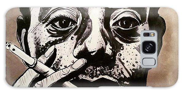 Galaxy Case - James Baldwin by Russell Boyle