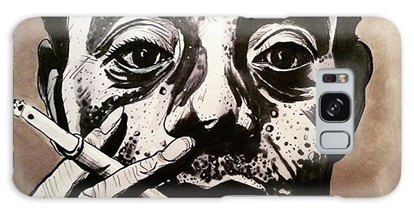 Galaxy Case - James Baldwin by Russell Boyle