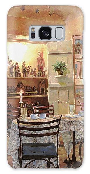 Restaurants Galaxy Case - Il Caffe Dell'armadio by Guido Borelli
