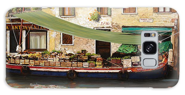 Reflections Galaxy Case - il mercato galleggiante a Venezia by Guido Borelli