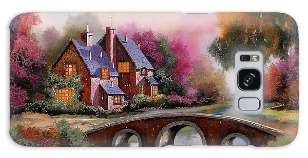 Architecture Galaxy Case - Il Ponticello A Colori by Guido Borelli