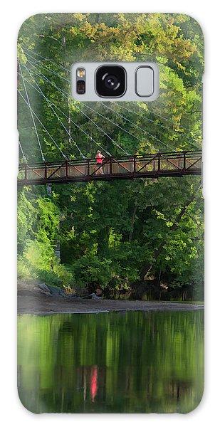 Ilchester-patterson Swinging Bridge Galaxy Case