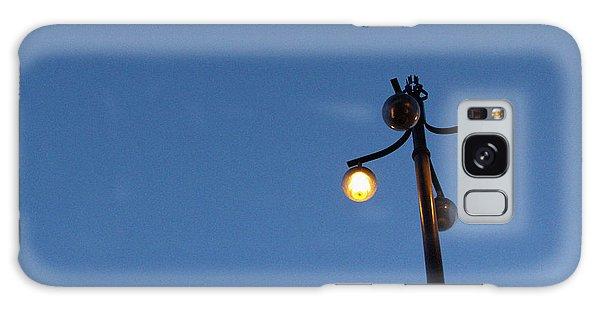 Sweden Galaxy Case - Illuminated by Linda Woods
