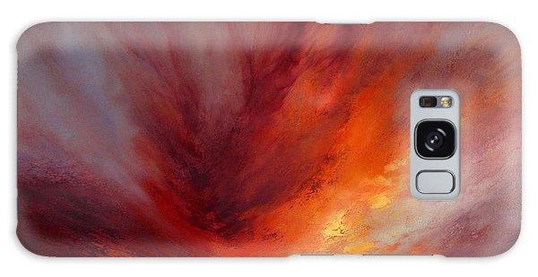 Illumination Galaxy Case by Valerie Travers