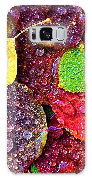 Illuminous Colour Galaxy Case by Sheila Mcdonald