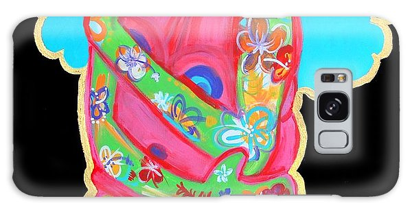 Galaxy Case - Im A Work Of Art by Diamin Nicole