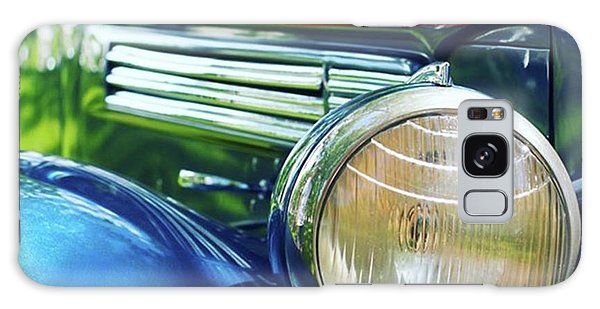Automotive Galaxy Case - Vintage Packard by Heidi Hermes
