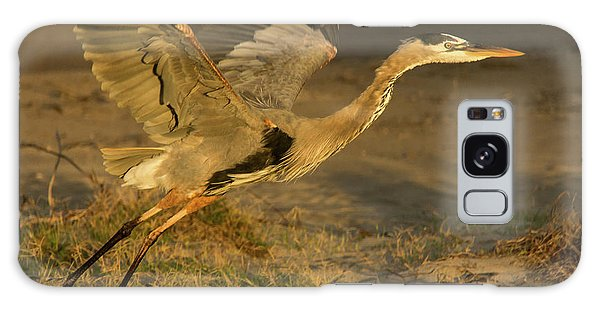 I'm Out Of Here Wildlife Art By Kaylyn Franks Galaxy Case