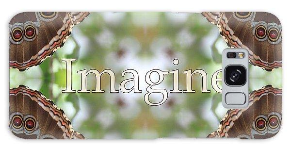 Imagine Galaxy Case