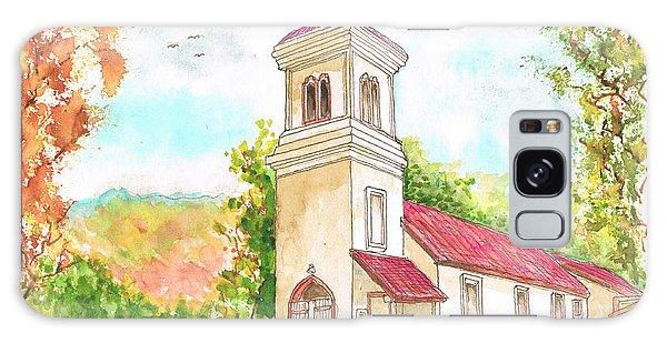 Immaculate Concepcion Catholic Church, Sierra Nevada, California Galaxy Case