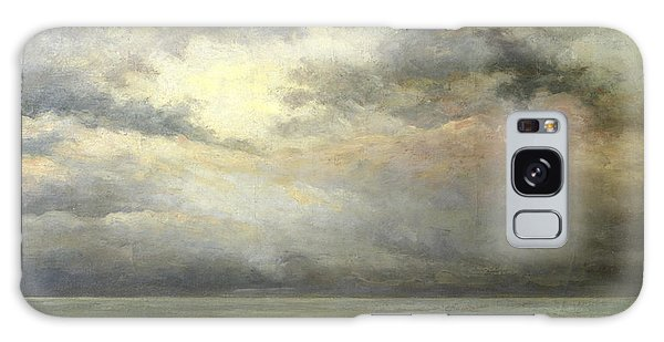 Ominous Galaxy Case - Immensity by Gustave Courbet