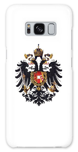 Imperial Coat Of Arms Of The Empire Of Austria-hungary 1815 Transparent Galaxy Case