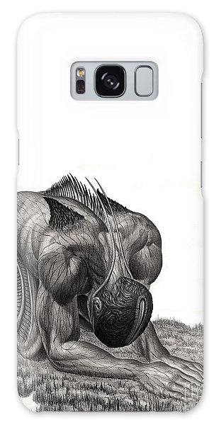 Impetus Graphite Galaxy Case by Tony Koehl