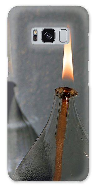 Impossible Shadow Oil Lamp Galaxy Case