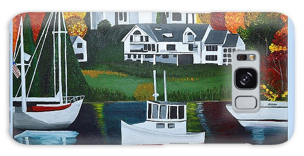 Impressions Of New England Two Galaxy Case by Donna Blossom