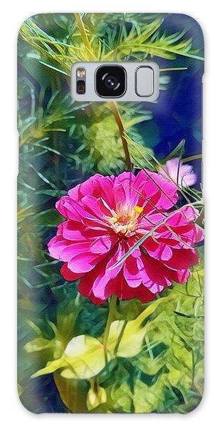 In Bloom Galaxy Case