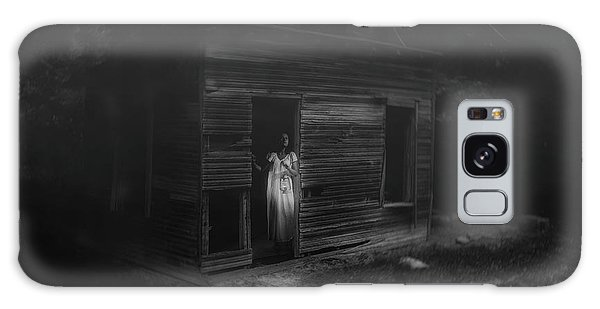 Shed Galaxy Case - In Fear She Waits by Tom Mc Nemar