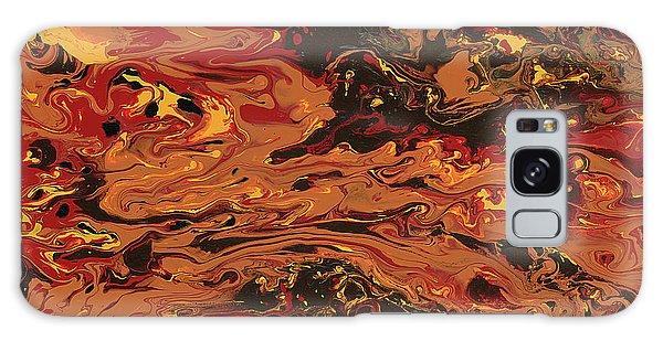 In Flames Galaxy Case