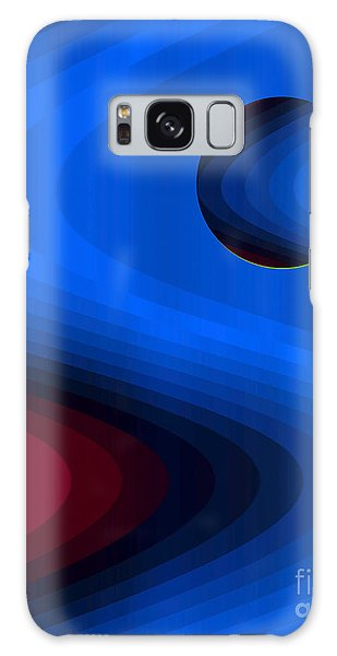 In Flow Galaxy Case