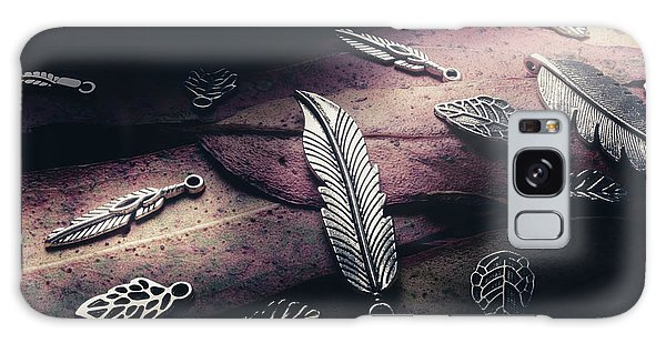 Metal Leaf Galaxy Case - In Light Of Nature Icons by Jorgo Photography - Wall Art Gallery