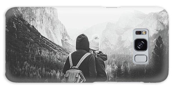 Yosemite Love Galaxy Case by JR Photography